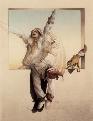 Michael Parkes. Doll