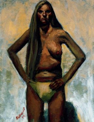 Джон Кугар Мелленкамп. Женщина с длинными волосами