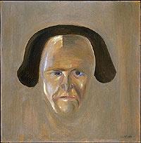 Arnold Franz Walter Schoenberg. Portrait Of Mahler