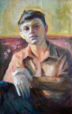 Алексей РуСАК. Автопортрет