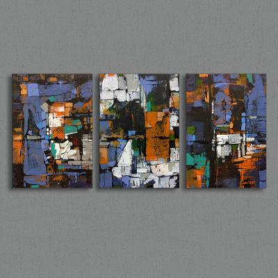 Mike Bezloska. Triptych