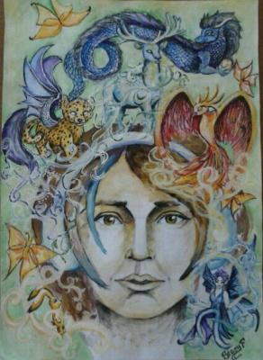 Анастасия Бакашева. Музыка моей души