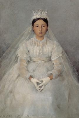Жюль Бастьен-Лепаж. Невеста