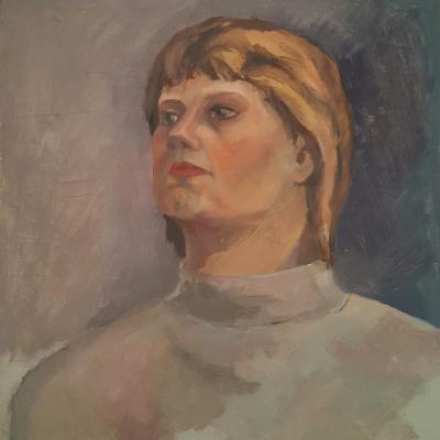 Gennady Vladimirovich Rudenko. Portrait