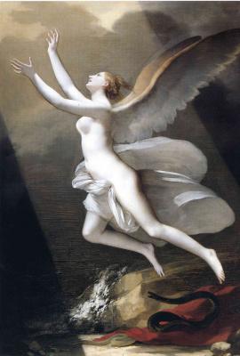 Пьер-Поль Прюдон. Крылья ангела