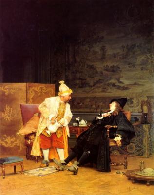 Жан Жорж Вибер. Больной доктор