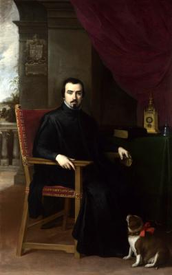 Бартоломе Эстебан Мурильо. Портрет дона Жустино де Неве