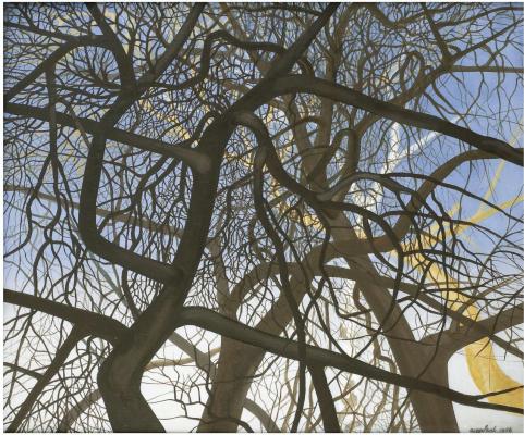 Амеде Озанфан. Ramure [Tree-top]