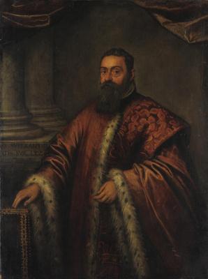 Джакомо Пальма Младший. Портрет сенатора Соранцо