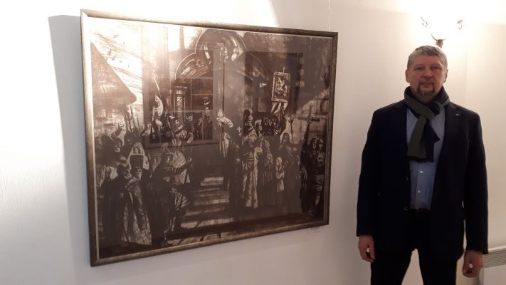 Александр Сергеевич Кривонос. Minin's call