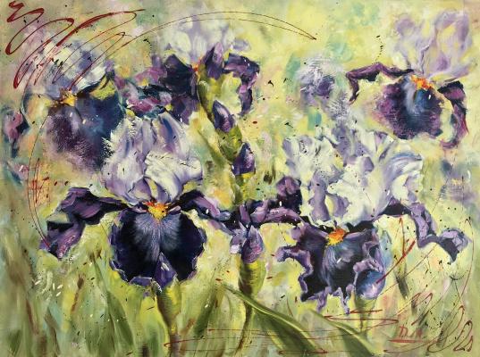 Диана Владимировна Маливани. Iris