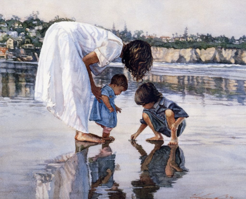 Steve Hanks. New discoveries
