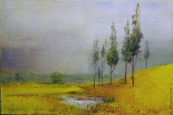 Наталия Багацкая. After the rain