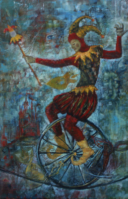Anastasia Mirra. Jester's way