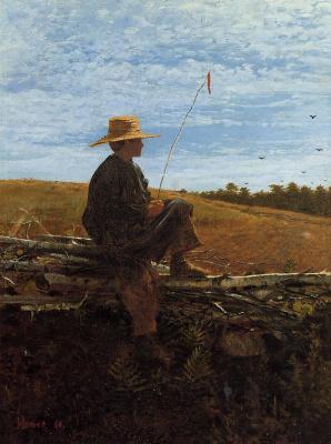 Winslow Homer. Guard