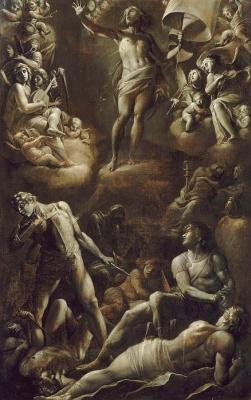 Джованни Бальоне (Баглионе). Воскресение Христа