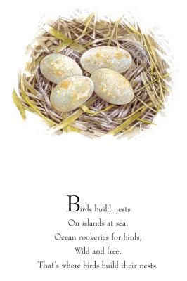 Тони Оливер. Яйца в гнезде