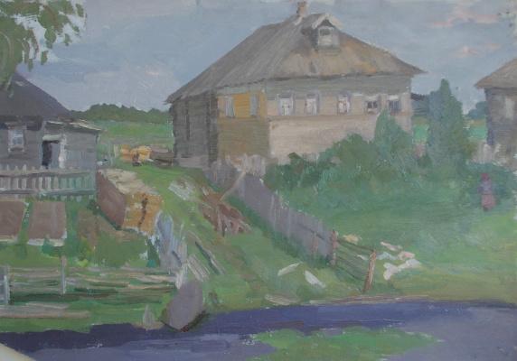 Nina Vasilievna Sedova. House