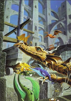 Дэн Фрейзер. Цитадель дракона