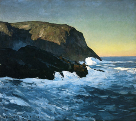 Рокуэлл Кент. Горы и море
