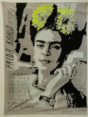 Татьяна Антошина. Frida Kahlo