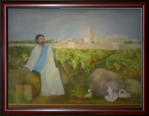 Monteg Lvova UM. JESUS