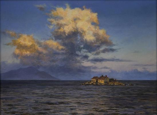 Elizaveta Andriyaka. Cloud