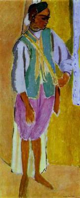 Henri Matisse. Moroccan Amido,