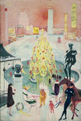 Florina Stettheimer. Christmas