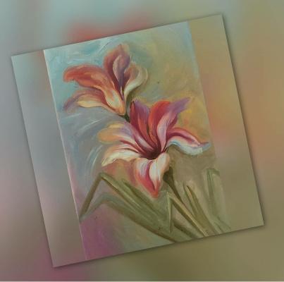 Maria Verona. Lilies