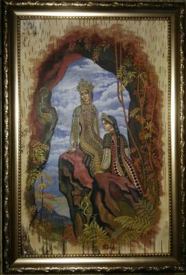 Andrey Vladimirovich Shapkin. Copper Mountain Mistress