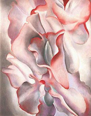 Джорджия О'Киф. Цветы 36
