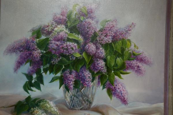 Galina Saffron. Lilac