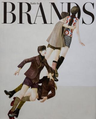 Anastasia Vermeer. Battle for brands