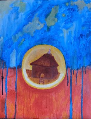 Lena Krechman. House that