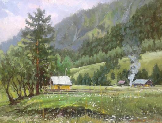 Яков Янкинов. Summer Study