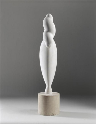 Constantine Brancusi. Portrait Of Nancy Cunard.