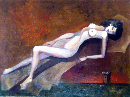 Igor Veniaminovich Bondarenko. Venus