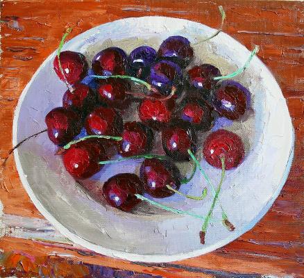Михаил Рудник. Cherry