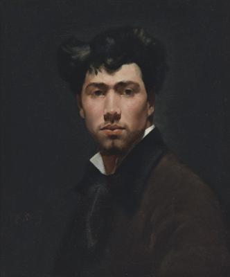 Джованни Больдини. Портрет молодого мужчины (Ринальдо Камьело)