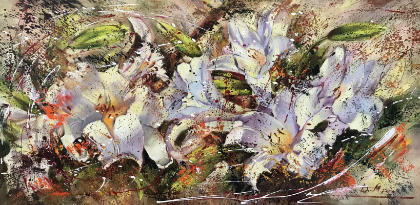 Диана Владимировна Маливани. Royal Lilies