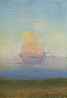 Arkhip Kuindzhi. Cloud