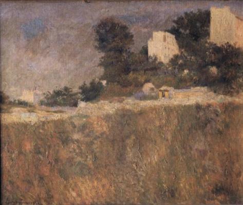 Federico Zandomenegi. Landscape