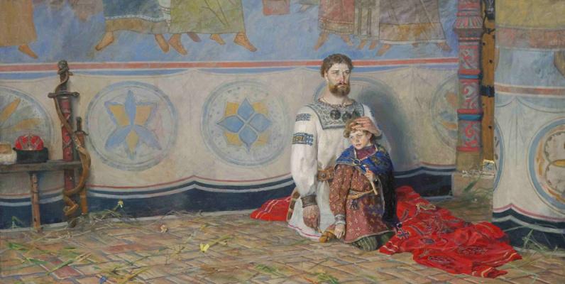 Pavel Viktorovich Ryzhenko. The Grand sword