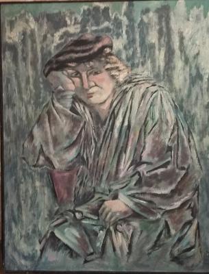 Nikolay Zverev. Romantic