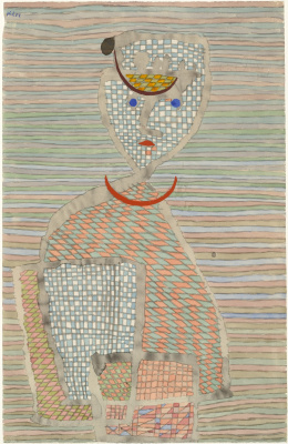 Paul Klee. Errand Boy