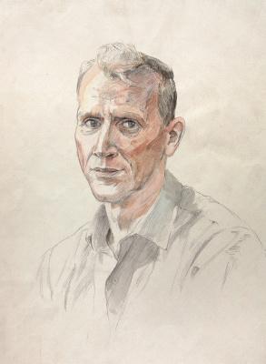 Владимир Михайлович Михайловский. Мужской портрет