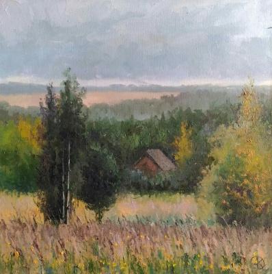 Ольга Акрилова. Quiet corner