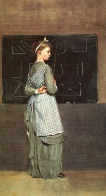 Winslow Homer. Board