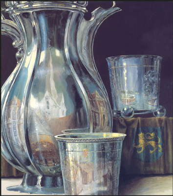 Otto Frello. Reflection